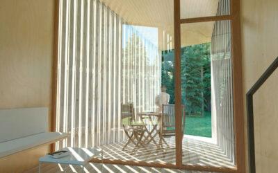 La arquitectura en el diseño del Bungalow