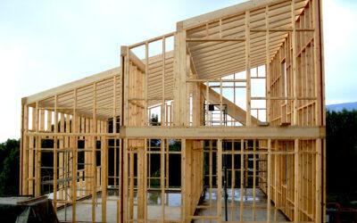 El porqué de las casas de madera