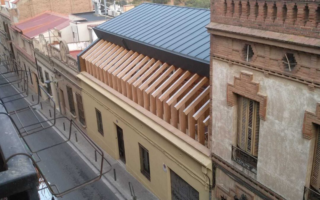 Remonta vivienda Vallcarca